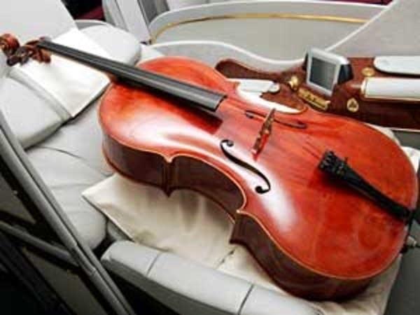First class cello