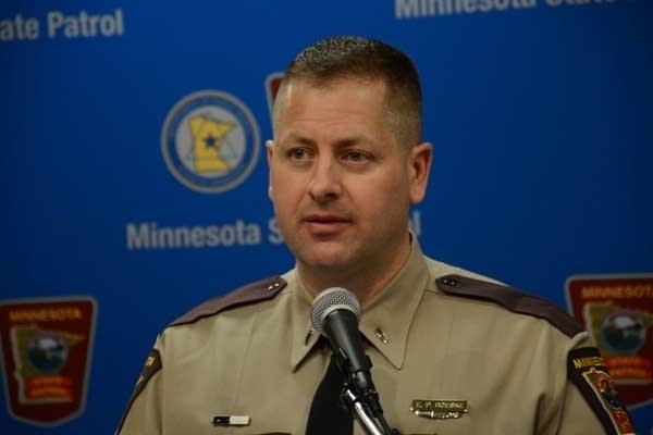 Lt. Eric Roeske, state patrol spokesman