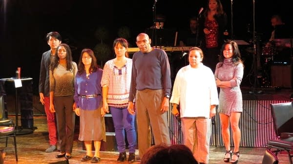 Chorus of adoptees