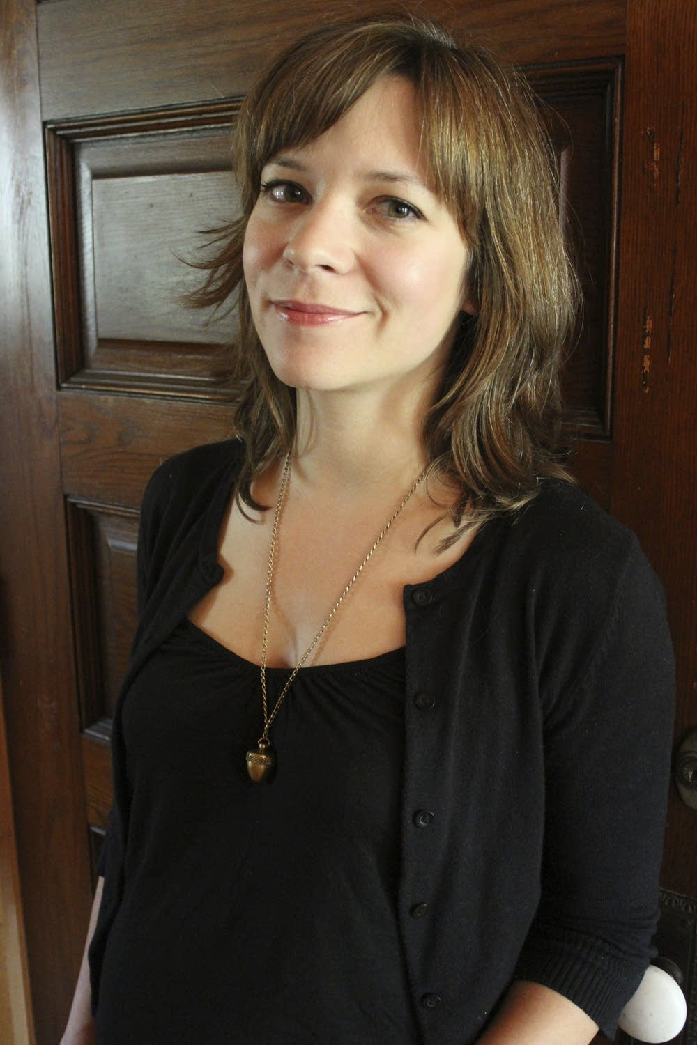 Author Amy Thielen