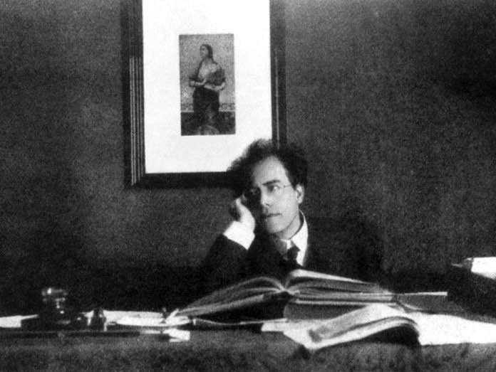 Mahler's bad breakup