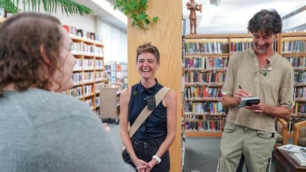 Victoria Bradford Styrbicki and Tom Styrbicki