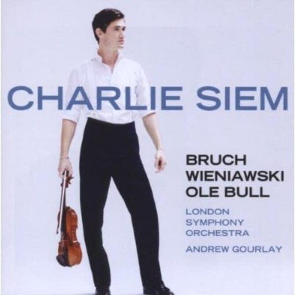 Charlie Siem - Bruch/Wieniawski/Bull