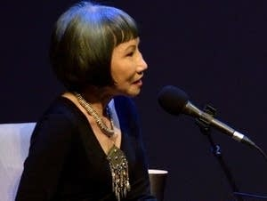 Author Amy Tan speaks with MPR News host Kerri Miller.