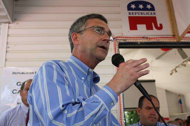 State Sen. David Hann, R-Eden Prairie