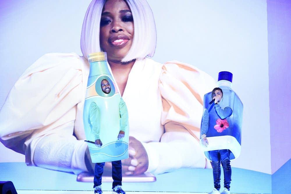 Kanye West on 'Saturday Night Live'
