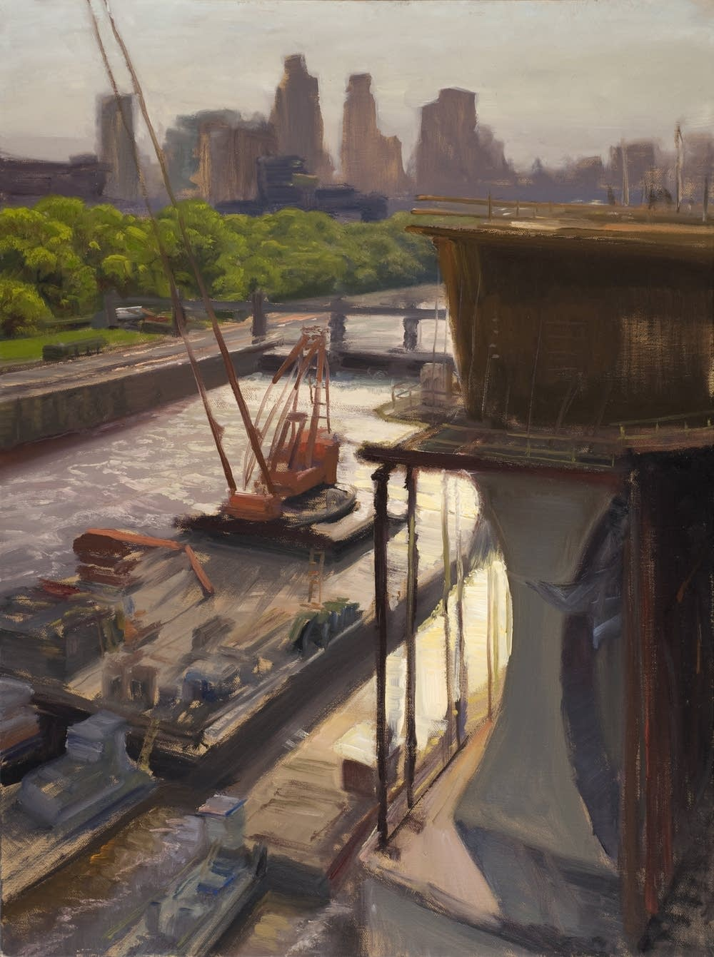 'Sunset'  (2008)