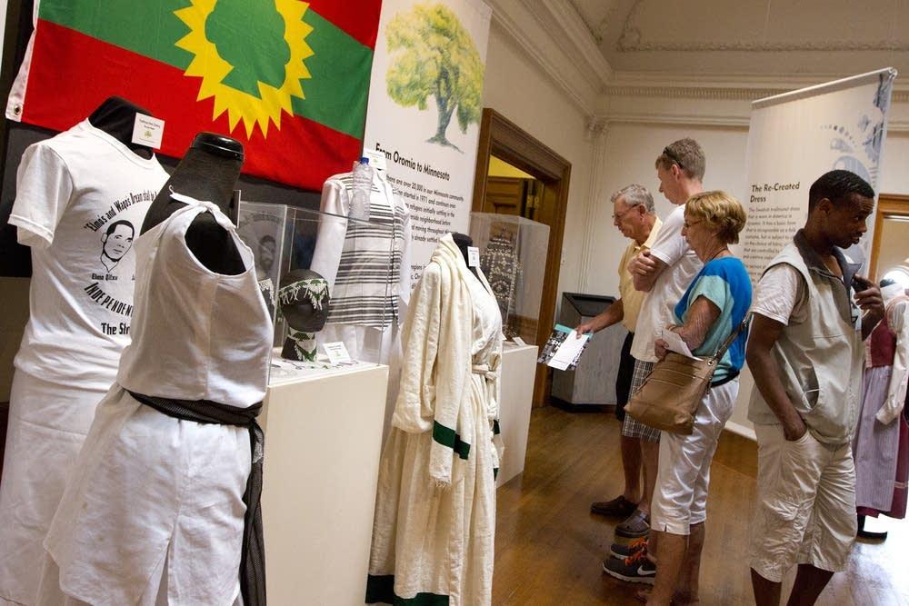 Dressing Oromo