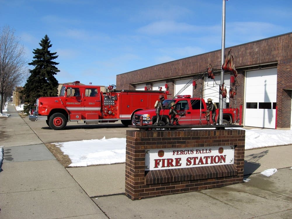Fergus Falls fire hall