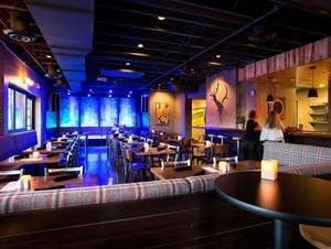 Oxbow Hotel restaurant