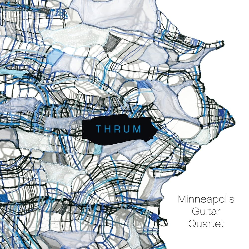 Minneapolis Guitar Quartet - Thrum
