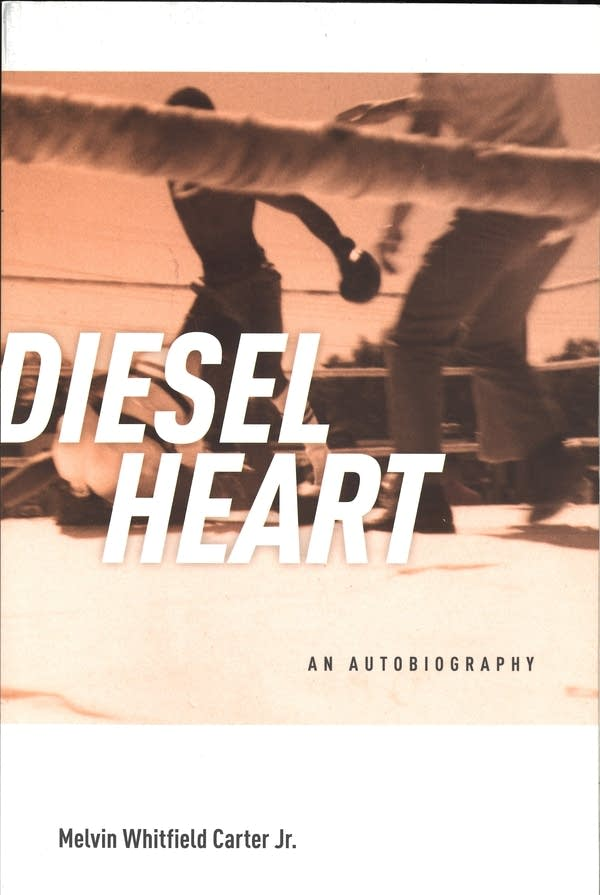 The book cover to 'Diesel Heart.'