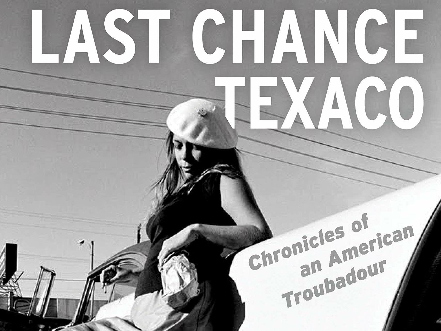 Book cover: 'Last Chance Texaco.'