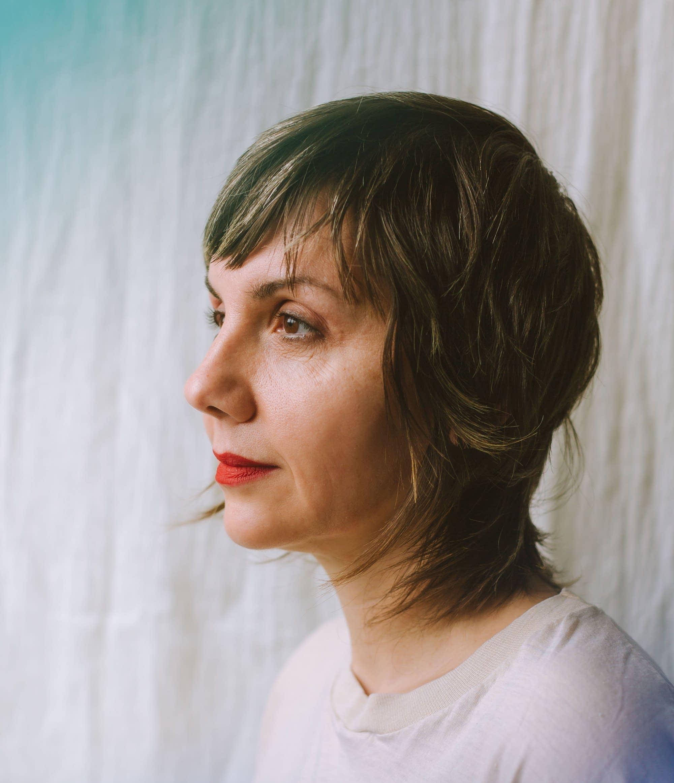 Music critic and writer Jessica Hopper