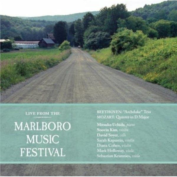 Marlboro Music Festival - Beethoven/Mozart/Schuber
