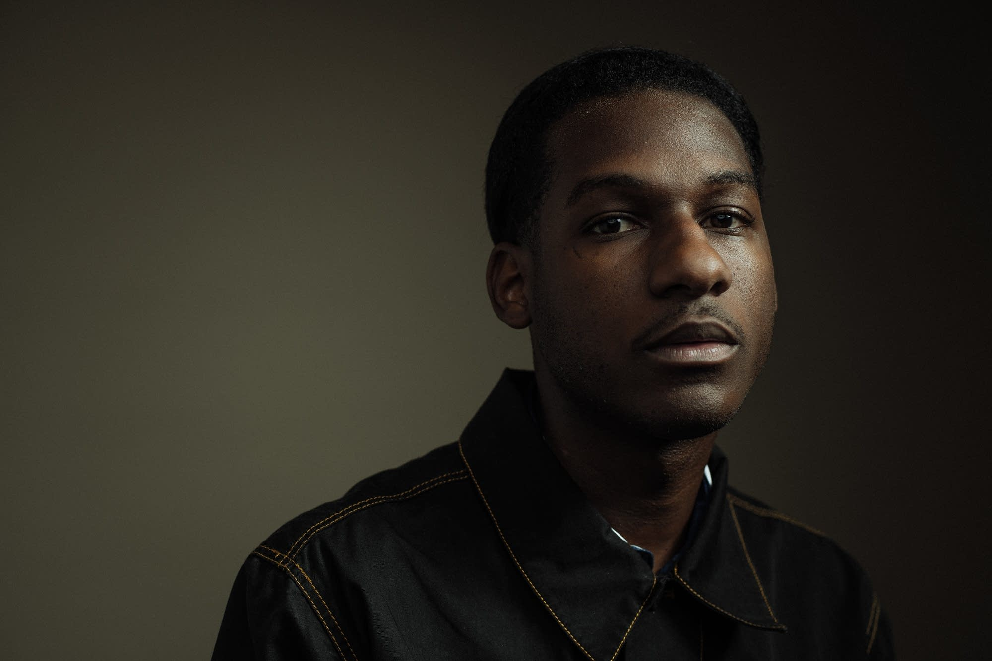 Leon Bridges: portraits at The Current