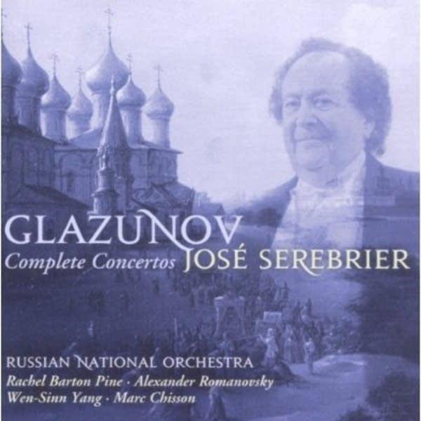 Glazunov - Complete Concertos