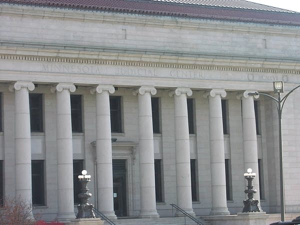 Courts building