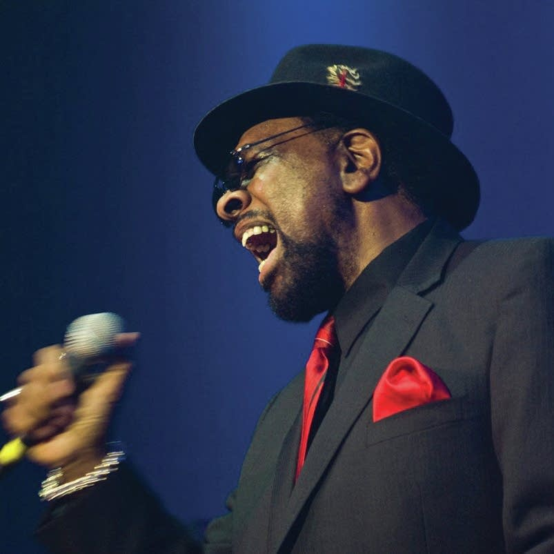 Soul singer and songwriter William Bell