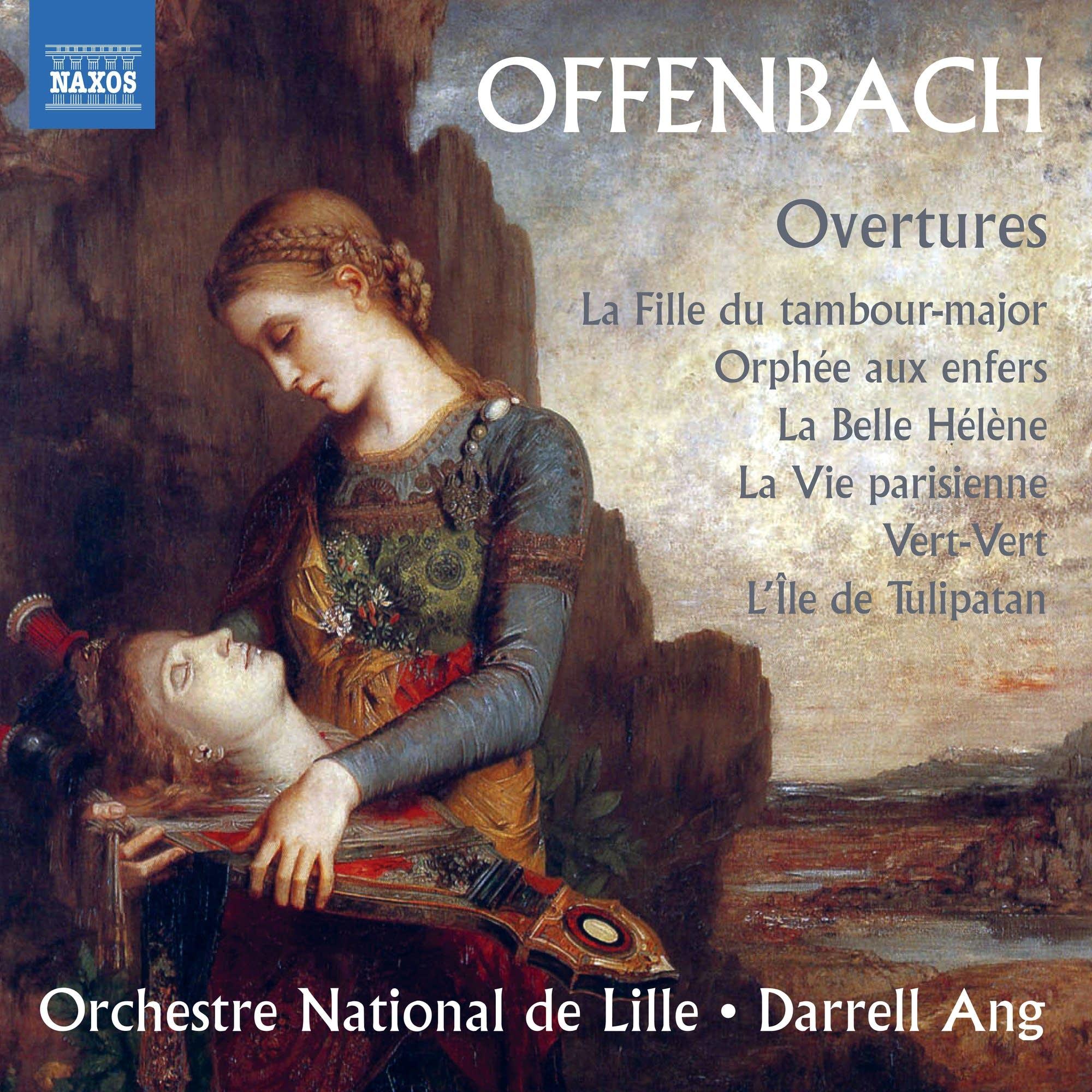 Jacques Offenbach - Ouverture a grand orchestre