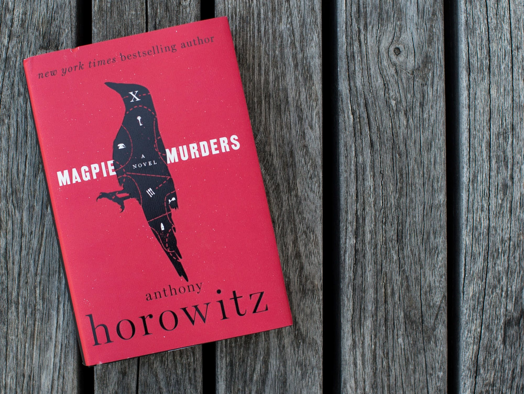 'Magpie Murders' by Anthony Horowitz