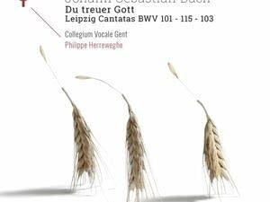 'Johann Sebastian Bach: Du treuer Gott'