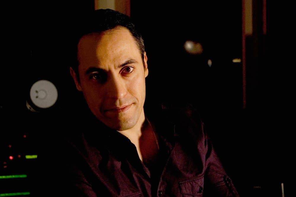 Composer Tom Salta