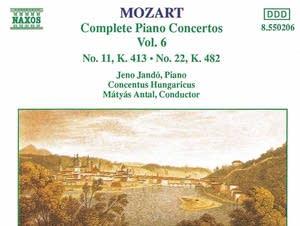 Wolfgang Amadeus Mozart - Piano Concerto No. 22: III. Allegro