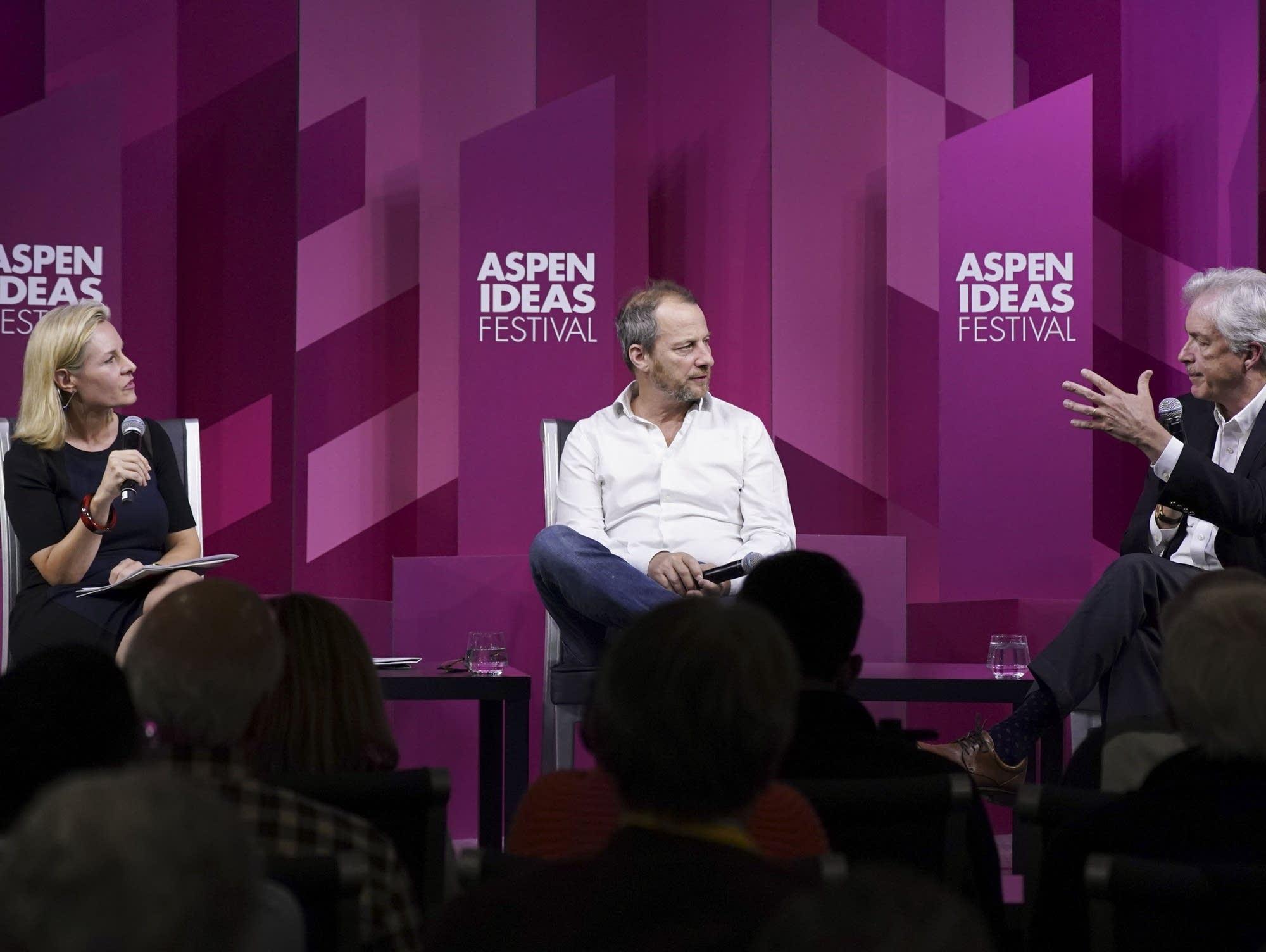 Aspen Ideas Festival 2020.2019 Aspen Ideas Festival Is Diplomacy Dead Mpr News
