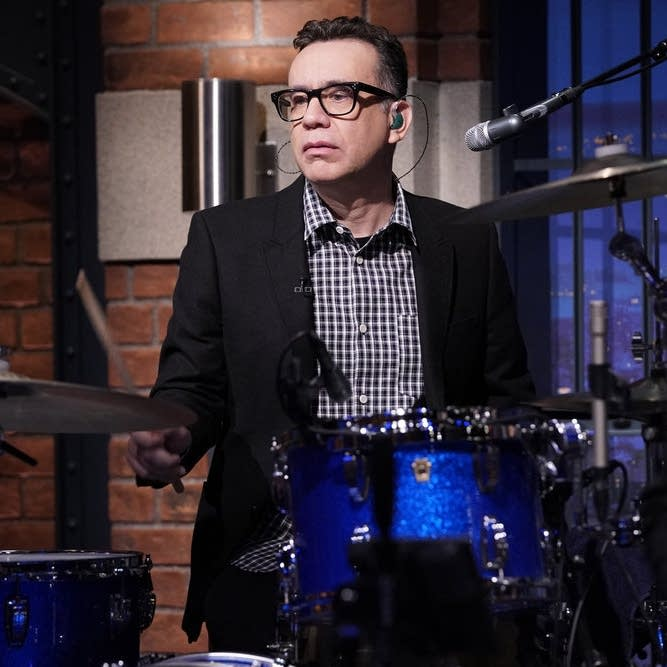 Fred Armisen on 'Late Night with Seth Meyers'