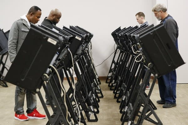 People purged for not voting can cast ballots in Ohio