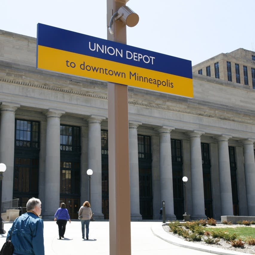 Union Depot, St. Paul