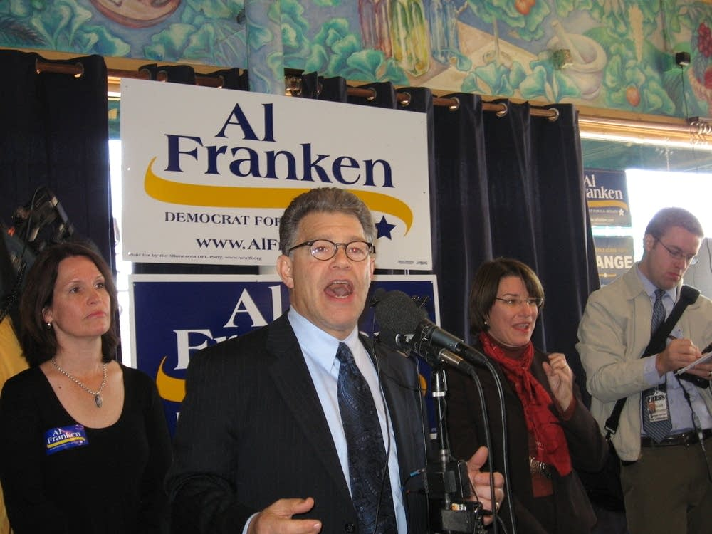 Franken, Klobuchar and McCollum