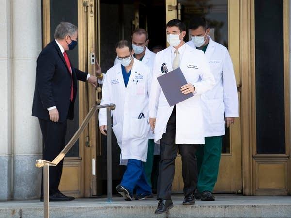 White House medical team