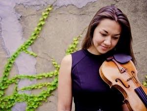 Ariana Kim, violinist
