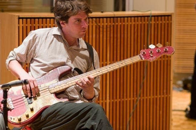 Galen Polivka, bassist