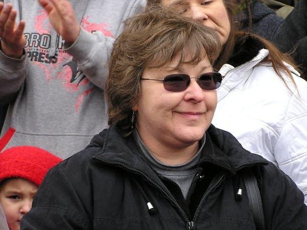 Tribal chair Karen Diver