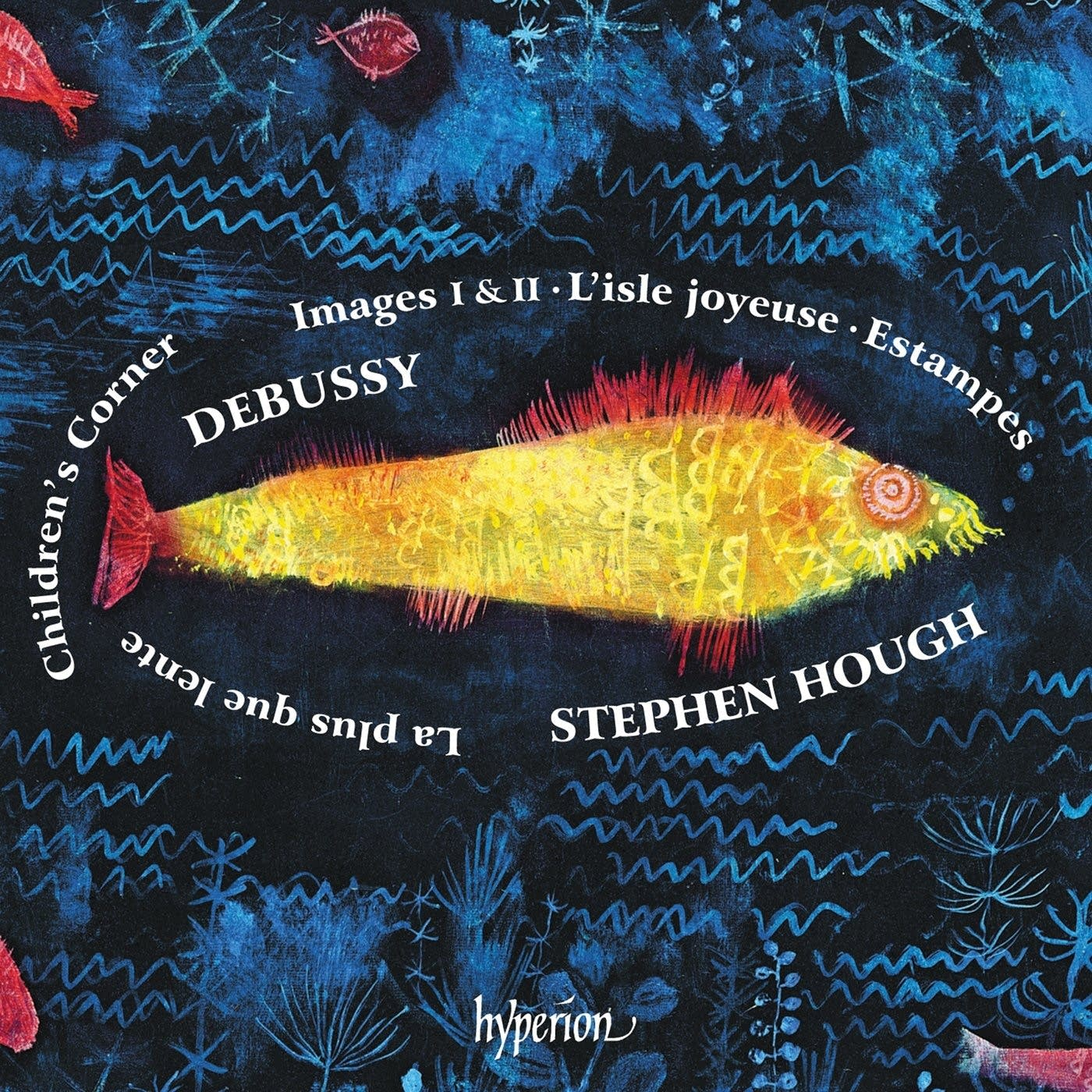 Stephen Hough: Debussy