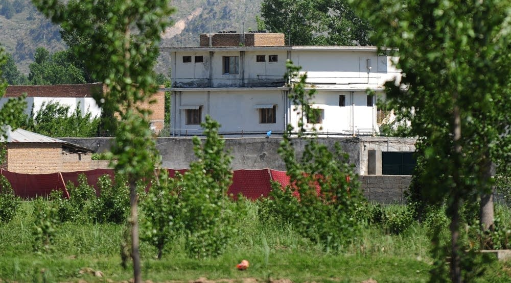 Bin Laden's hideout