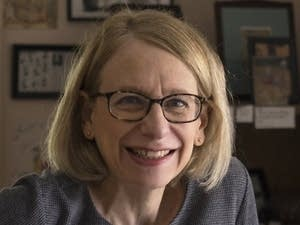 Roz Chast has been a cartoonist with the New Yorker for four decades.