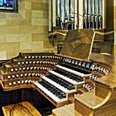 2010 Quoirin organ in Ascension Episcopal Church, New York, NY