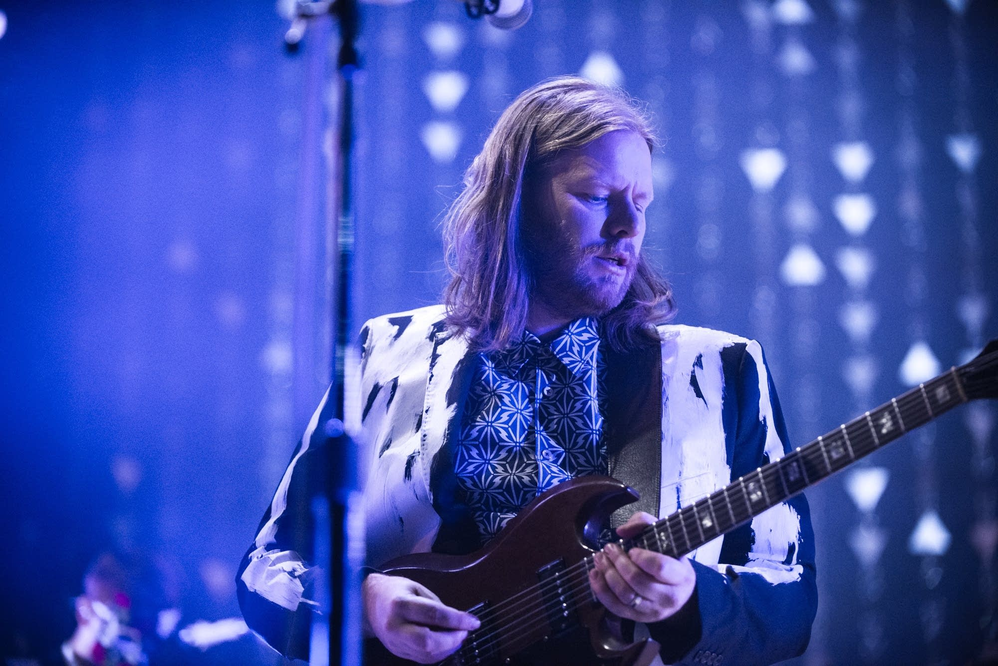 Arcade Fire's Tim Kingsbury
