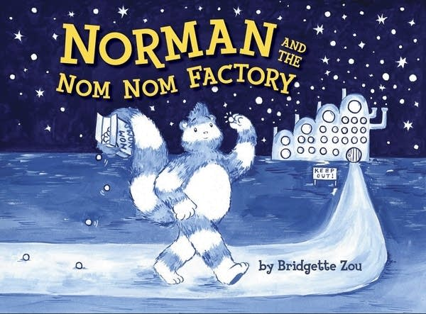 'Norman and the Nom Nom Factory' by Bridgette Zou