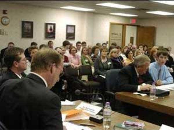 S.D. Senate hearing