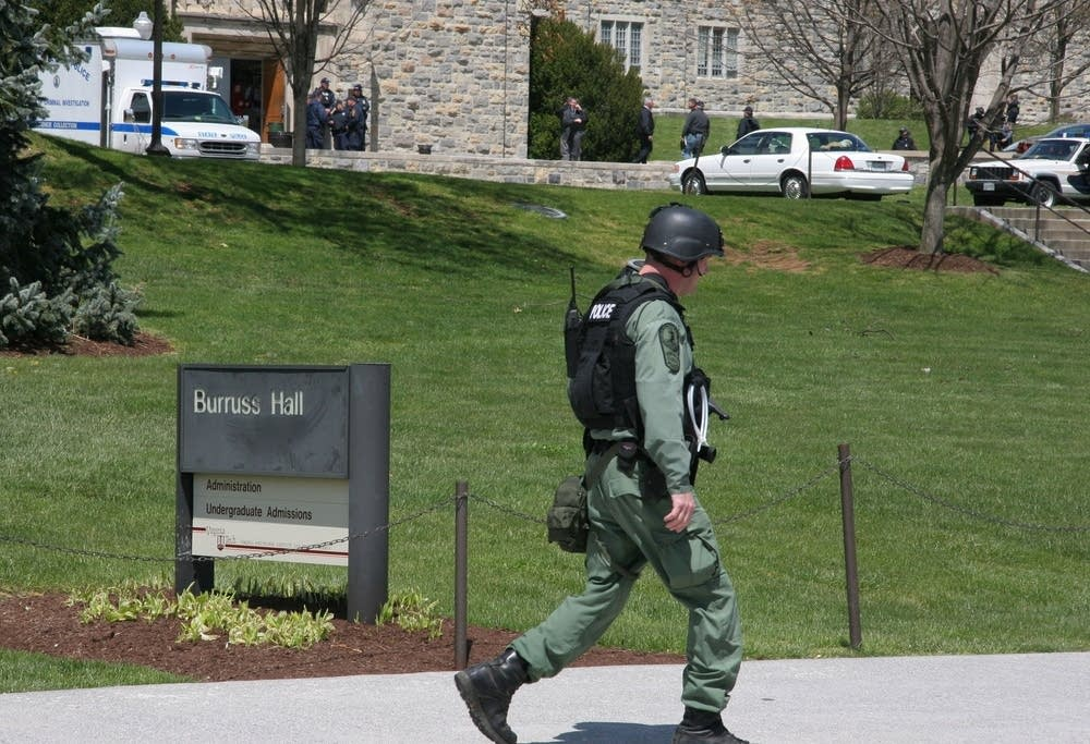 Deadly shooting at Virginia Tech University