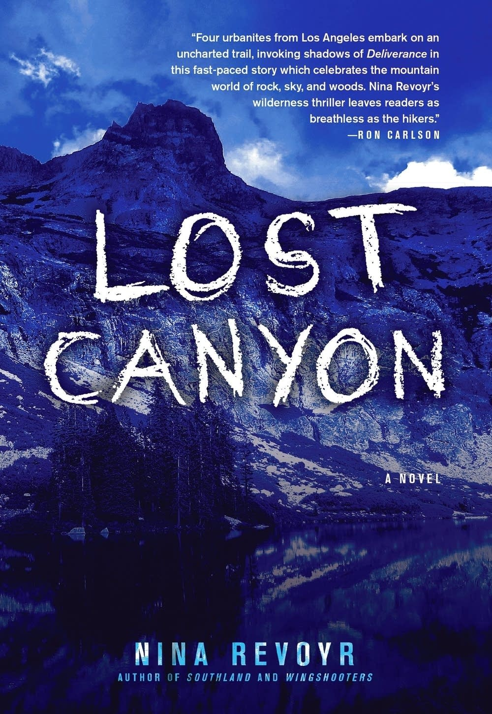 'Lost Canyon' by Nina Revoyr