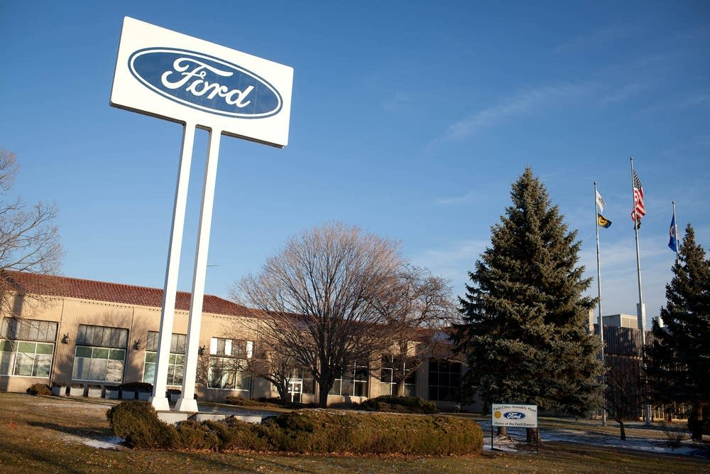 Ford Twin Cities Assembly Plant Tour