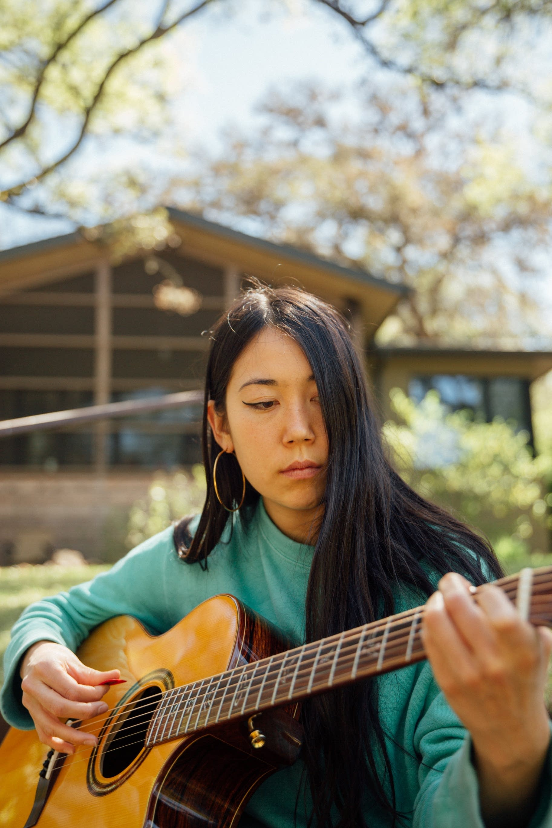 Sasami performs at SXSW 2019