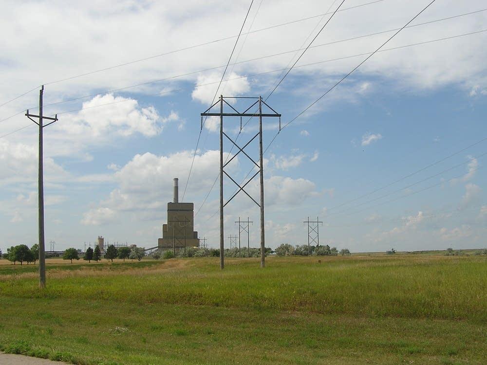 Big Stone power plant