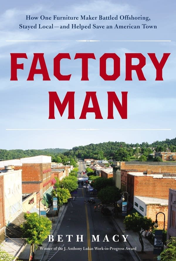'Factory Man' by Beth Macy